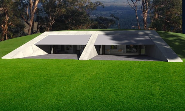 bushfire resistant house design build baldwin obryan architects narwee sydney australia