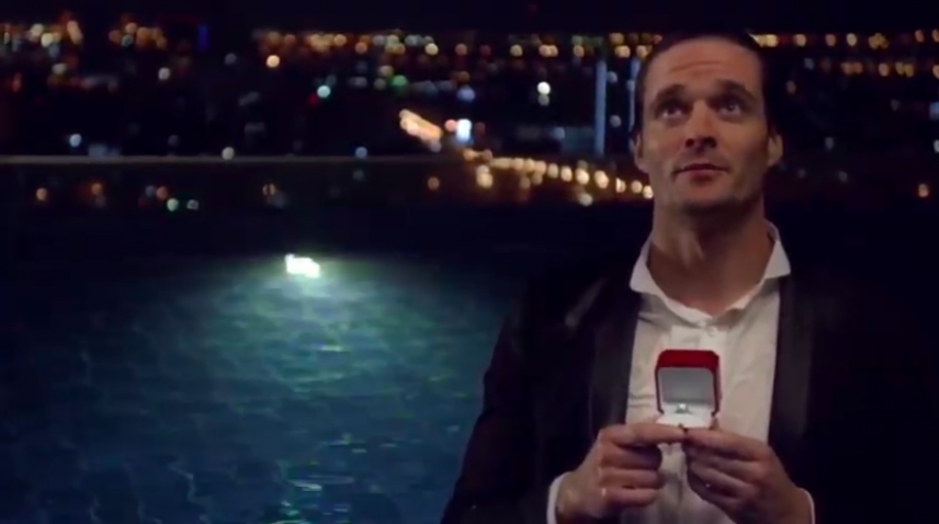 cartier marketing the proposal video - jump right in