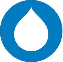 drupal logo png cms and ecommerce platform