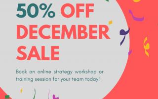 edigital offer online digital marketing consulting training sessions december 2019