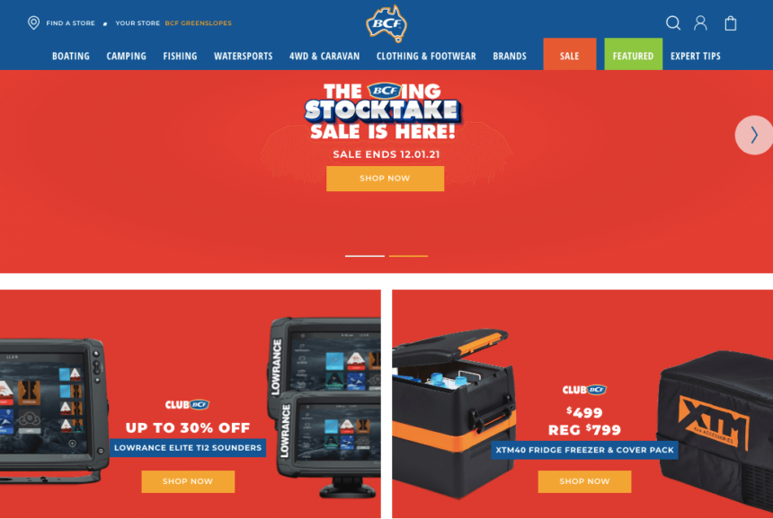 fishing january sales deals offers bcf