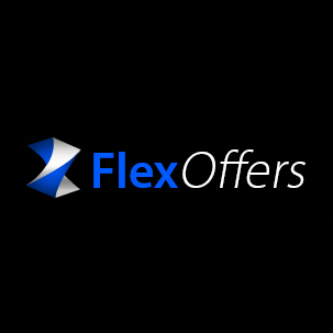 flexoffers logo affiliate marketing program