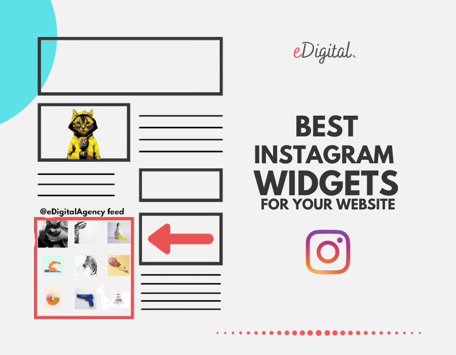free Instagram widgets website wordpress