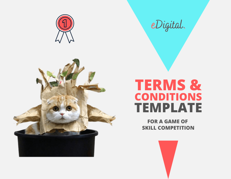 advertising terms and conditions template - australian game of skill competition terms and conditions