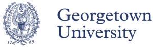 georgetown university logo png