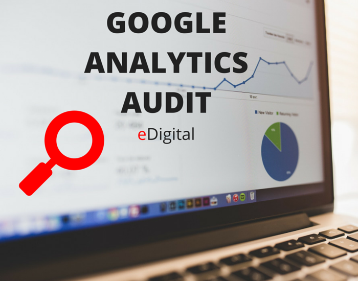Google Analytics Audit eDigital Australia