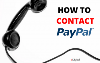 how contact paypal customer service help support call center