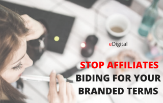 how stop affiliates bidding for your branded terms