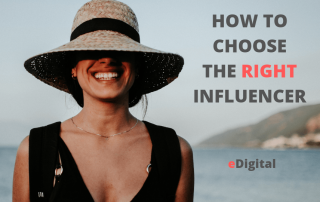 how to choose the right influencer