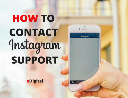 HOW TO CONTACT INSTAGRAM SUPPORT AND EMAIL PHONE NUMBER 2019