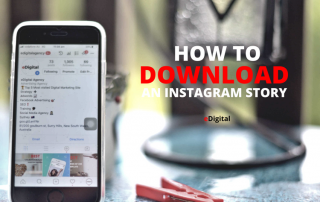 how to download an instagram story