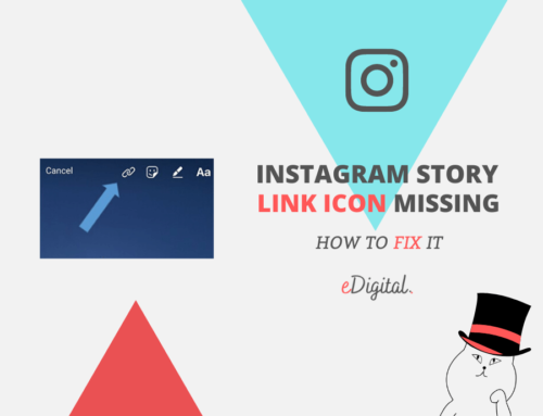 HOW TO FIX NO LINK OPTION ON INSTAGRAM STORIES 2021