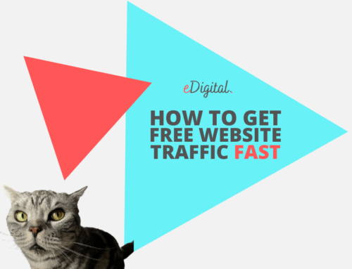 HOW TO GET FREE WEBSITE TRAFFIC FAST IN 2021