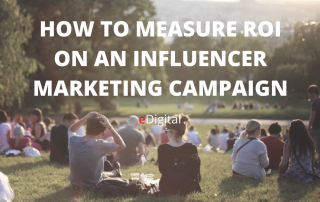 how to measure roi on an influencer marketing campaign