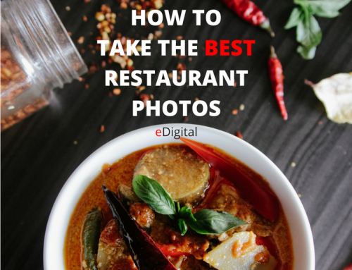 HOW TO TAKE THE BEST RESTAURANT PHOTOS