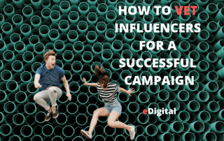 how to vet influencers for a successful marketing campaign