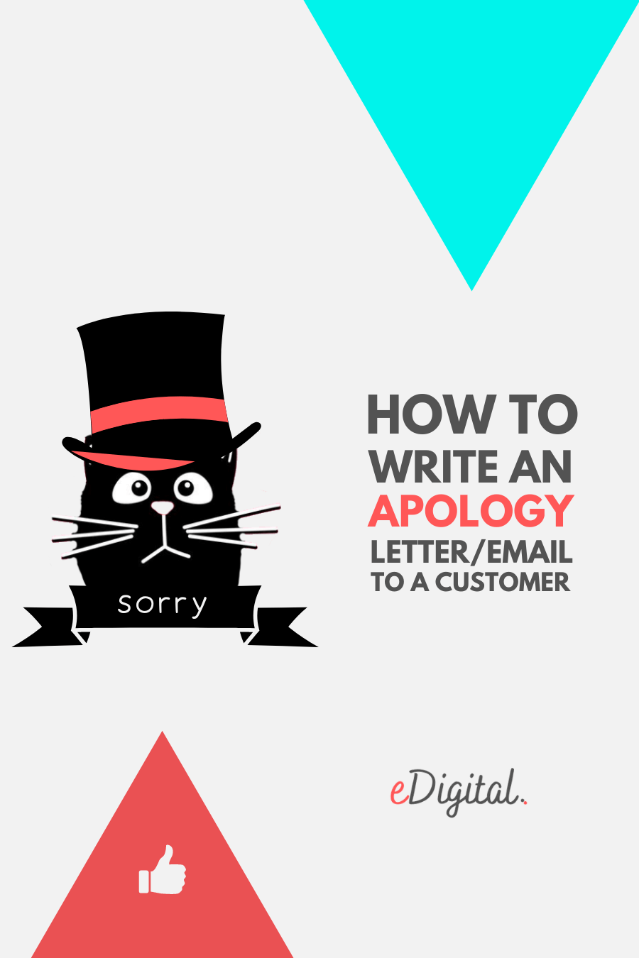 how to write customer apology letter email