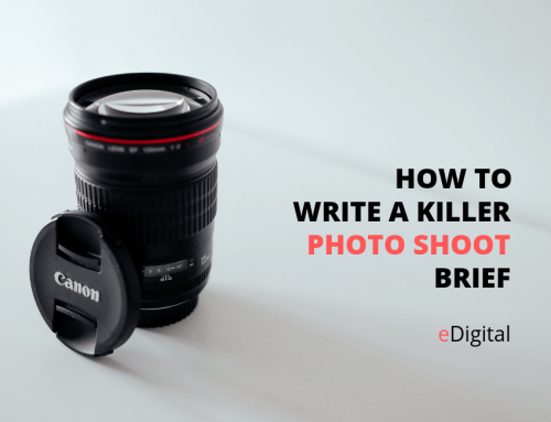 THE BEST 7 TIPS WHEN WRITING A CREATIVE BRIEF FOR A PHOTOSHOOT
