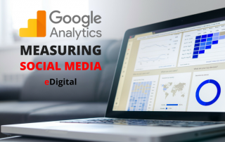 how track measure social media traffic google analytics guide steps