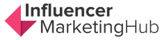influencer marketing hub logo png