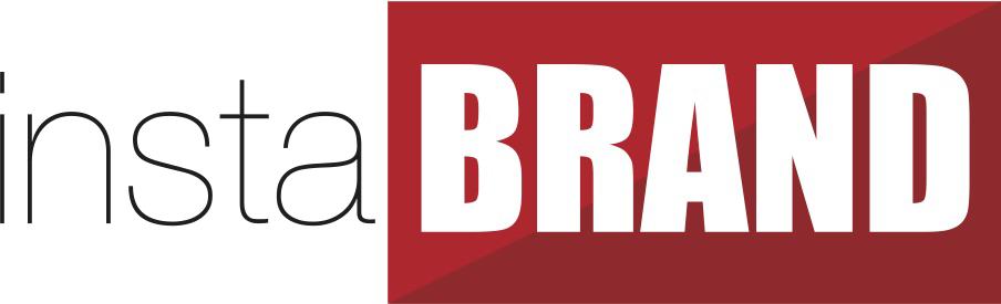 instabrand logo social media influencer marketing platform