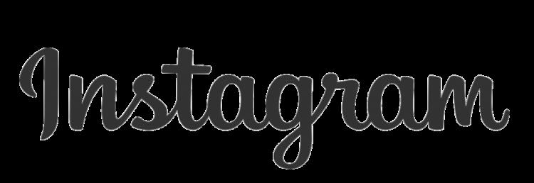 instagram logo only font
