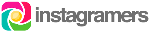 instagramers logo social media influencers marketing platform