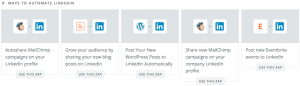 linkedin marketing automation tool zapier