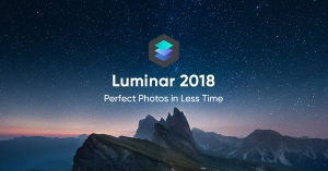 luminar photo editing tool