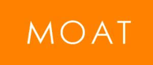 moat logo display banner advertising tool