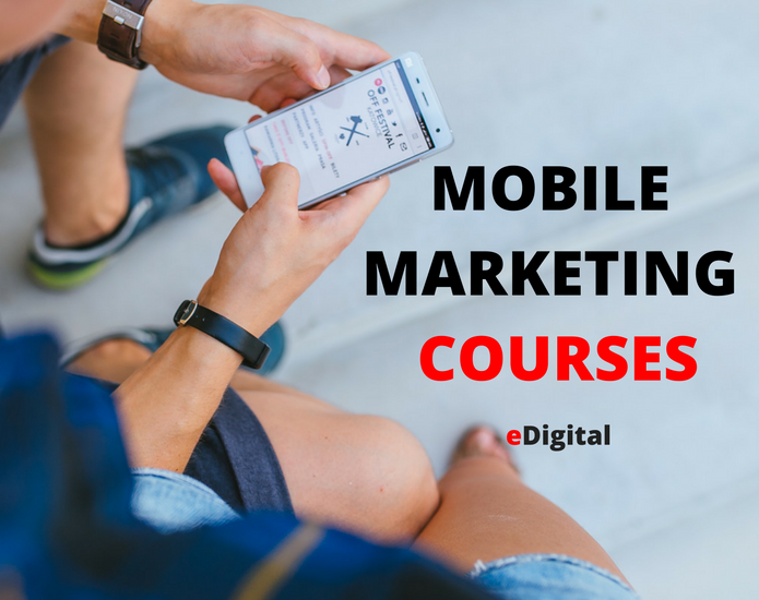 mobile marketing courses edigital sydney australia