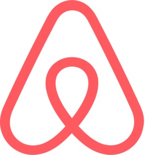 new airbnb icon symbol png transparent