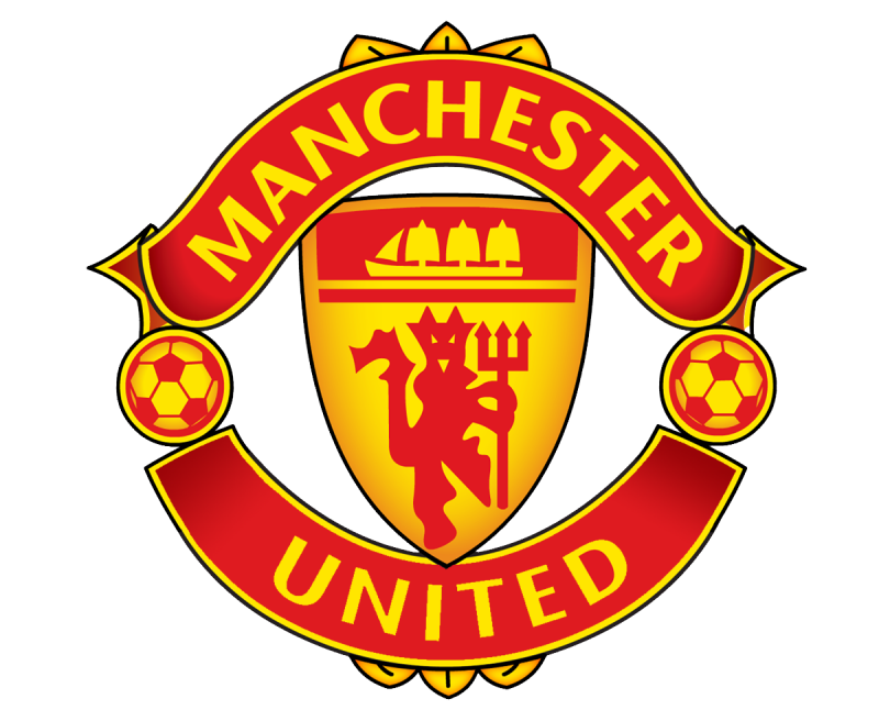 new manchester united logo png football club latest