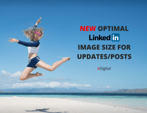 NEW OPTIMAL LINKEDIN POST IMAGE SIZE 2019