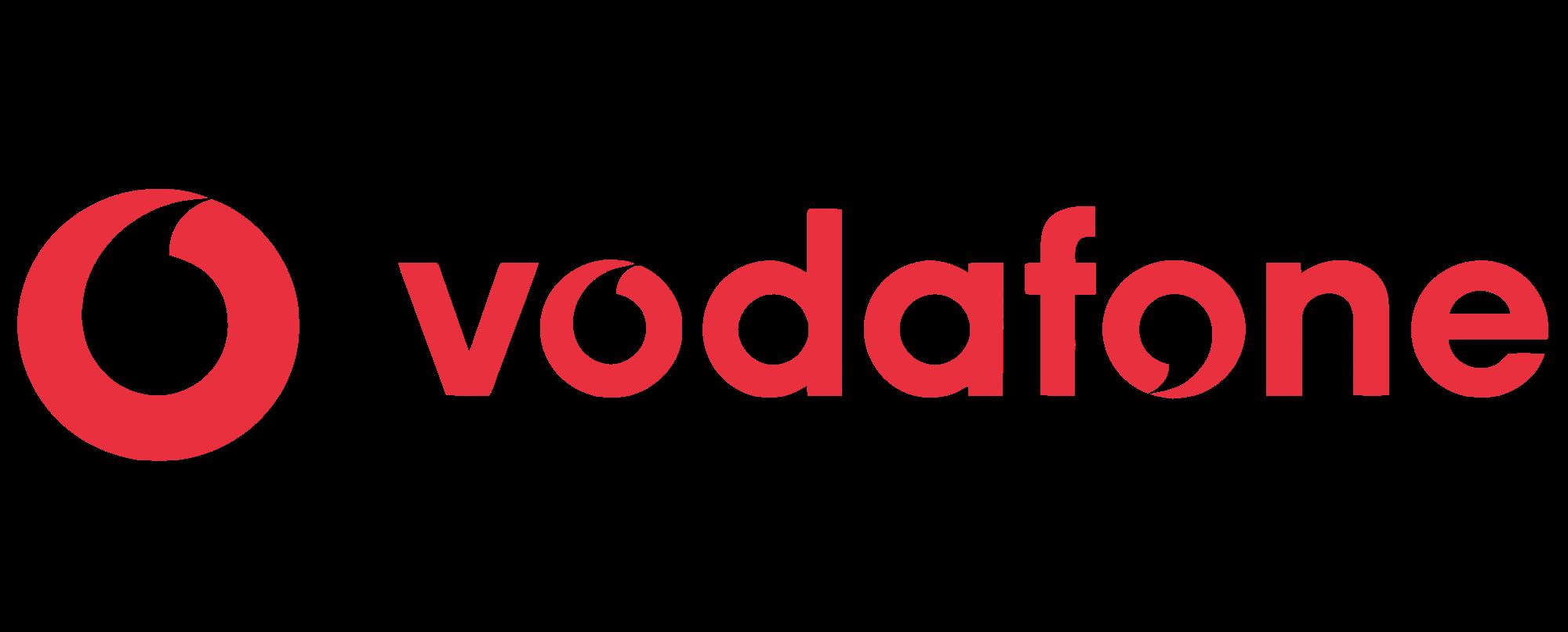 NEW VODAFONE LOGO 2018 PNG - EDigital