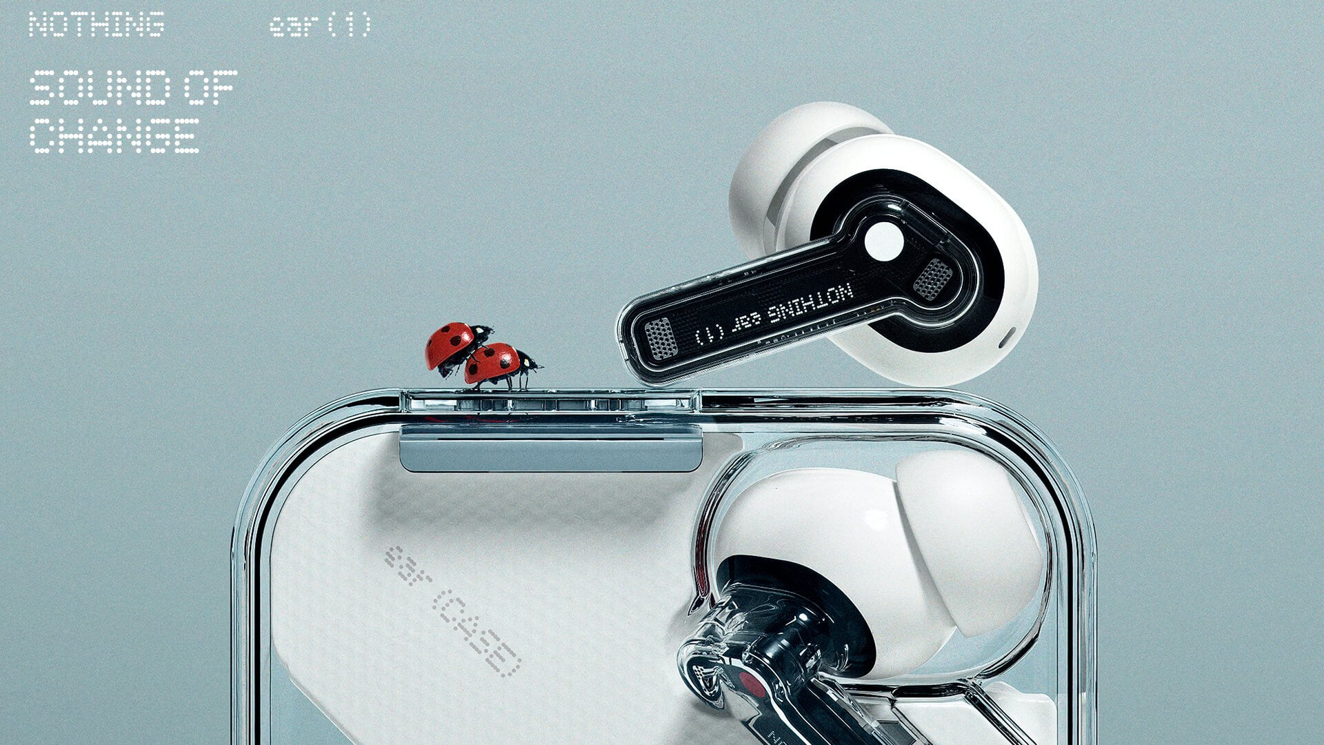 nothing ear 1 creative product photography
