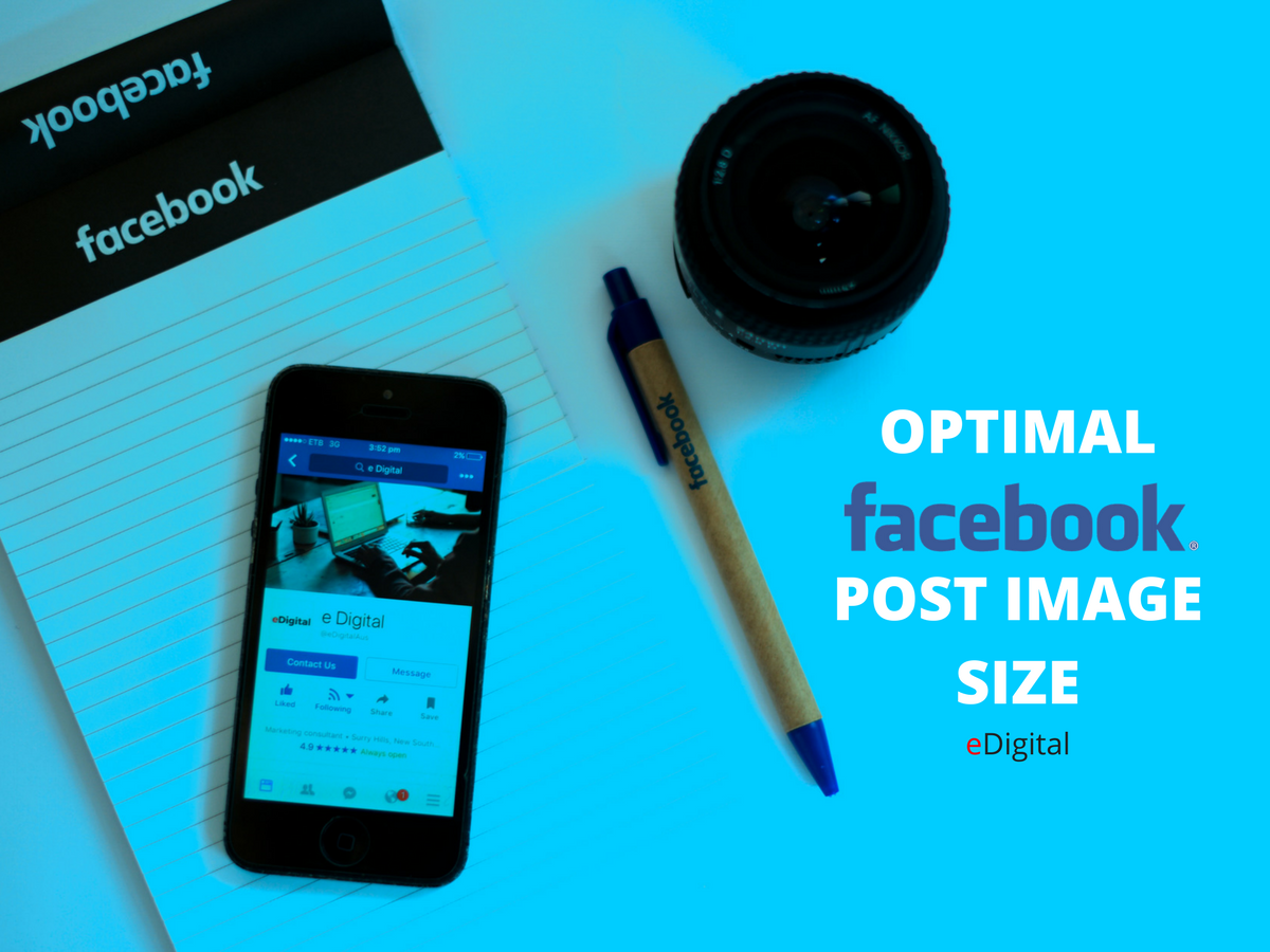 new optimal facebook post image size