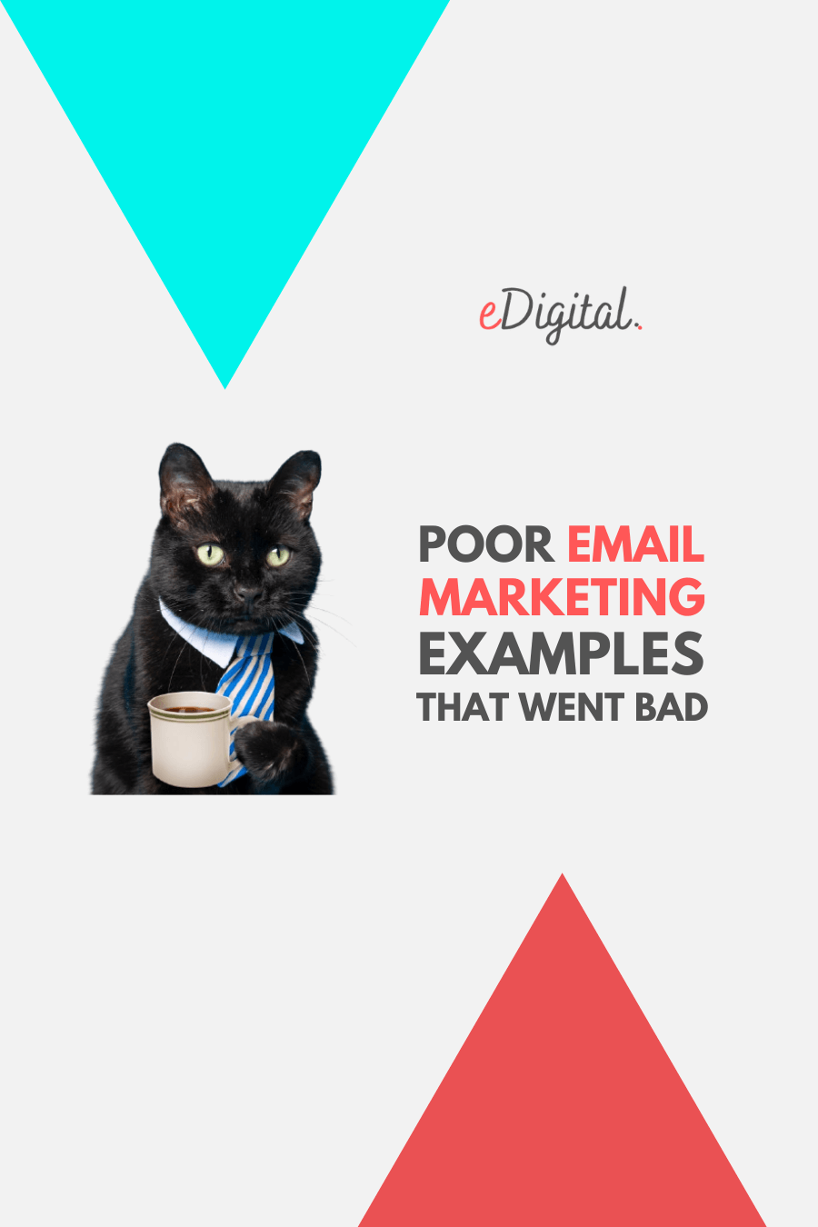 poor email marketing examples that went bad