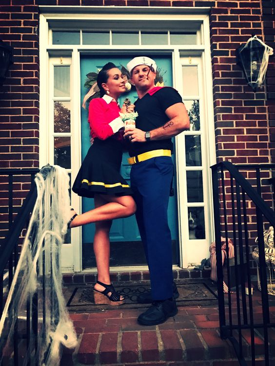 The Best 32 Halloween Costume Ideas For Couples 2019