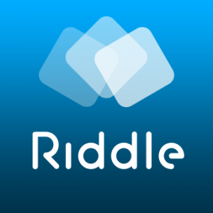 riddle logo quiz list poll maker platform