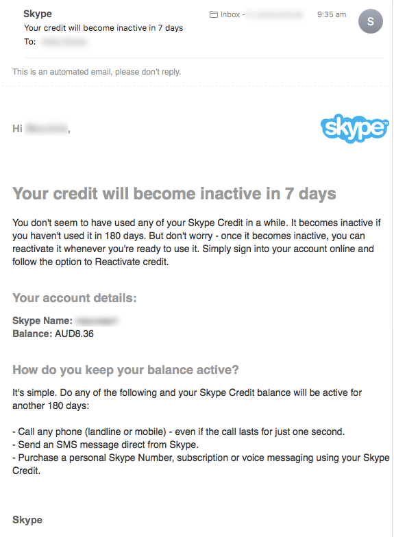 how to add credit to skype