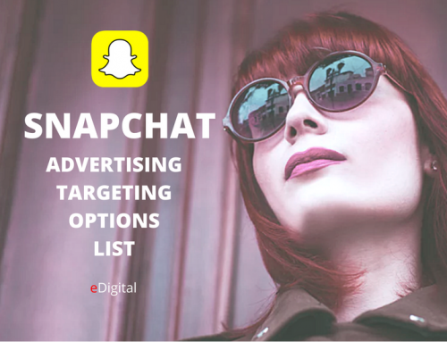 SNAPCHAT AD TARGETING OPTIONS – FULL LIST 2017