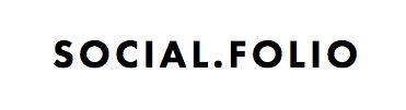 social folio logo influencer marketing platform