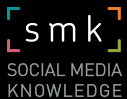 social media knowledge logo