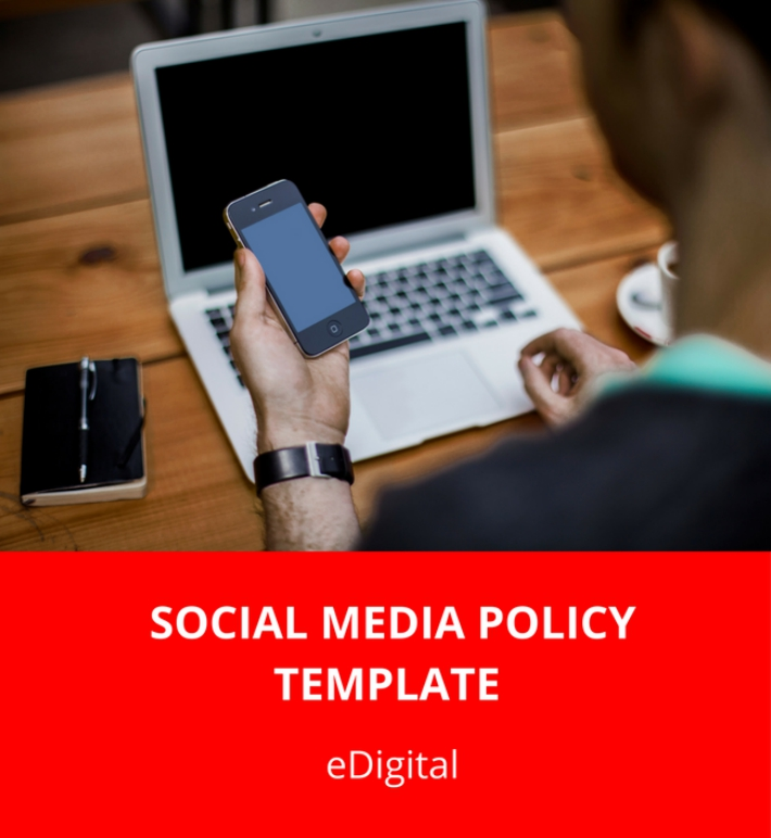 social media policy guidelines template