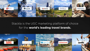 stackla social media content aggregator travel