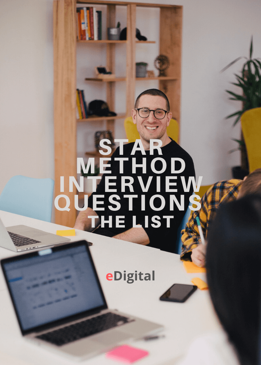 star method interview questions list