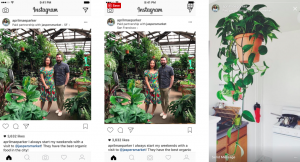 tagged influencer content posts instagram examples
