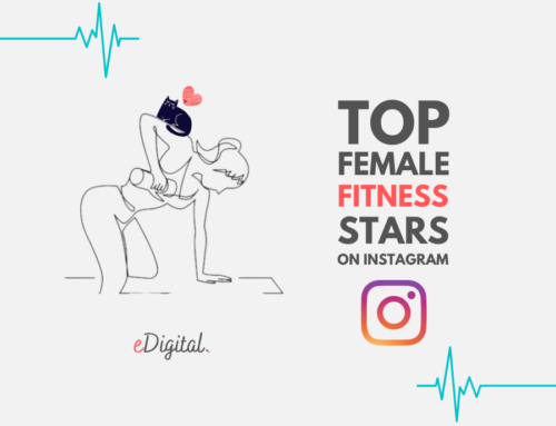 THE WORLD'S TOP 50 FEMALE FITNESS INFLUENCERS & PERSONAL TRAINERS ON INSTAGRAM 2021 LIST