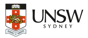 university of new south wales logo png transparent background